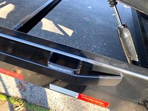 Bobcat Trailer Tilt Bed 14k